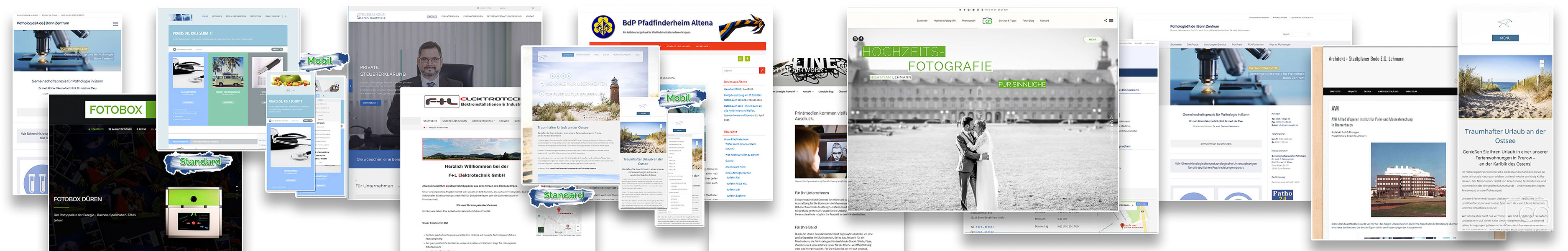 Webdesigner aus Düren - Sebastian Lehmann - Banner